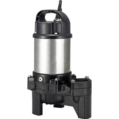 ツルミ 樹脂製汚物用水中ハイスピンポンプ 60HZ 40PU2.15S 60HZ