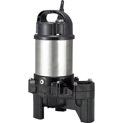 ツルミ 樹脂製汚物用水中ハイスピンポンプ 60HZ 50PU2.4S 60HZ