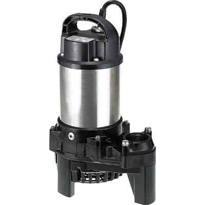 ツルミ 樹脂製汚水用水中ポンプ (三相200V) 50HZ 40PSF2.25 50HZ