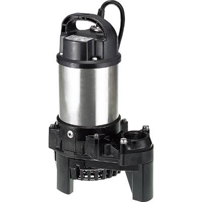 ツルミ 樹脂製汚水用水中ポンプ 60HZ 40PSF2.4S 60HZ