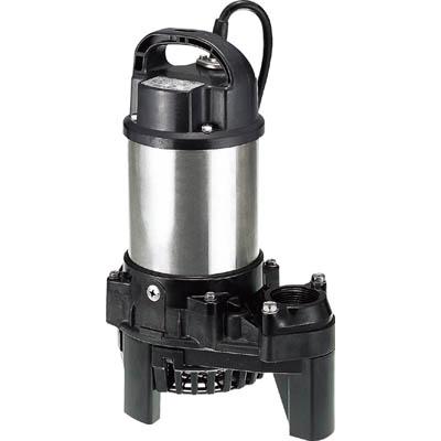 ツルミ 樹脂製汚水用水中ポンプ 50HZ 40PSF2.4 50HZ