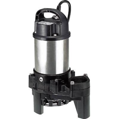 ツルミ 樹脂製雑排水用水中ハイスピンポンプ 50HZ 40PN2.25S 50HZ