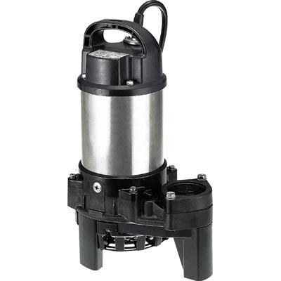 ツルミ 樹脂製雑排水用水中ハイスピンポンプ 50HZ 50PN2.4S 50HZ