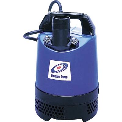 ツルミ 一般工事排水用水中ハイスピンポンプ 60HZ LB-480 60HZ