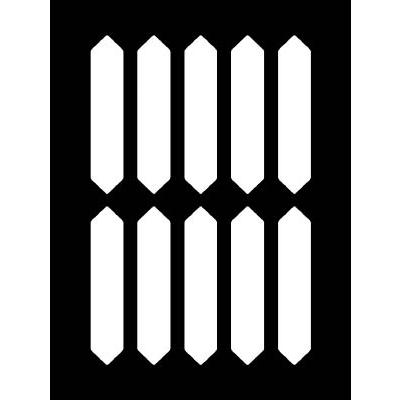 新富士 ロードマーキング デジタルパーツS RM109