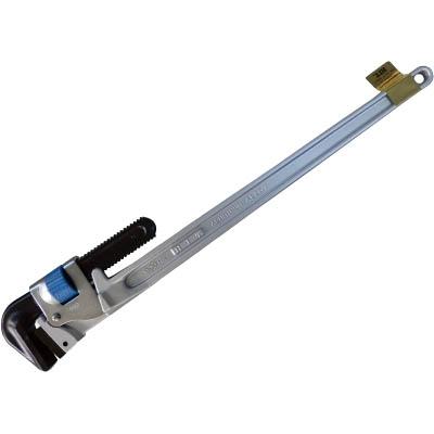 HIT ブルーアルミパイプレンチ 白管 被覆管 兼用 900mm ALP900J