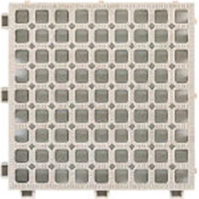 ミヅシマ ネパックマット 本体 150X150 グレー 421-0030