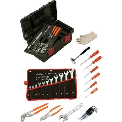 スーパー プロ用標準工具セット S6500N