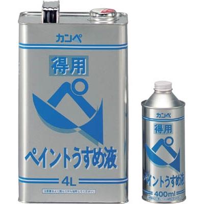 ALESCO 得用ペイントうすめ液 400ml NO29304
