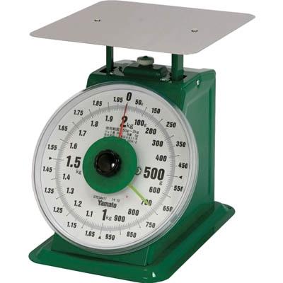 ヤマト 置き針付上皿はかり JSDX−2(2kg) JSDX-2