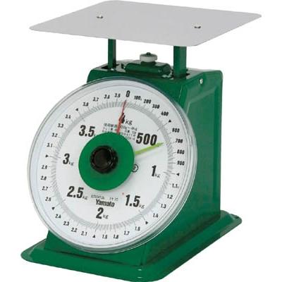 ヤマト 置き針付上皿はかり JSDX−4(4kg) JSDX-4