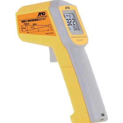 A&D 放射温度計(レーザーマーカーつき) AD5619