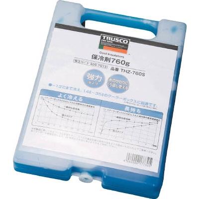 TRUSCO 保冷剤 760g 強冷タイプ  THZ-760S