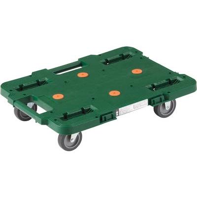 TRUSCO ルートバン 370X500 緑 MPB-500-GN