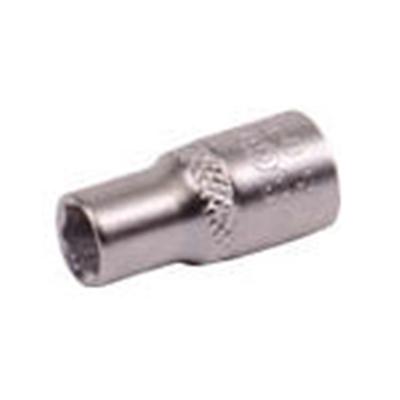 TRUSCO ソケット(6角) 差込角6.35 対辺10mm TS2-10S