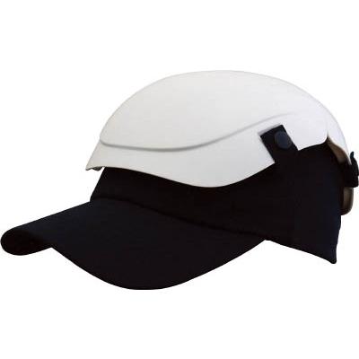 TRUSCO 防災用セーフティ帽子 キャメット ホワイト  TSCM-W