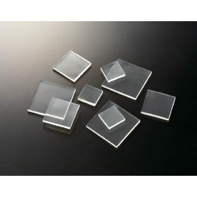 TRUSCO 耐震・防振・防音Gマット(3mm厚) 20mm角 4個 透明 TR-GM20E-TM