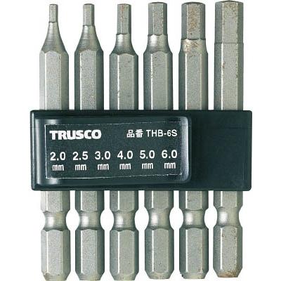 TRUSCO 六角ビット 65L 5.0mm THBI50