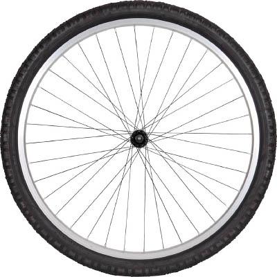 TRUSCO THR−5526用 ノーパンクタイヤ 前輪 THR26TIREF