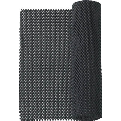 TRUSCO ノンスリップマット 60X200cm 黒  TNSM-60BK