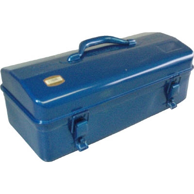 TRUSCO 山型工具箱 416X187X200 ブルー Y-420-B