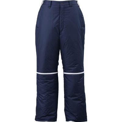 ジーベック 580580防水防寒パンツ 紺 L 58010L