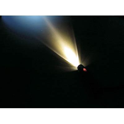 TRUSCO 充電式小型LEDサーチライト ピンク CSL-P
