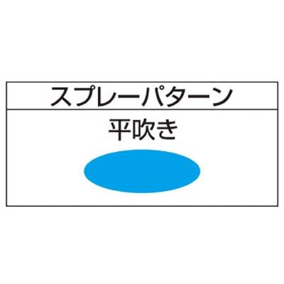 (吸上式) Φ2.5 ノズル口径 W-200-251S 大形スプレーガン ガンのみ アネスト岩田