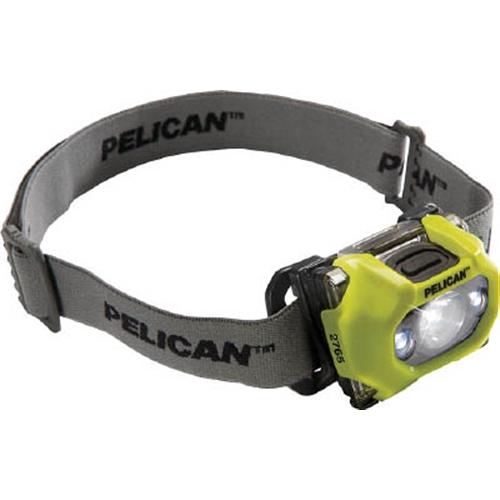PELICAN 2765 ヘッドアップライト 黄 0276500100245