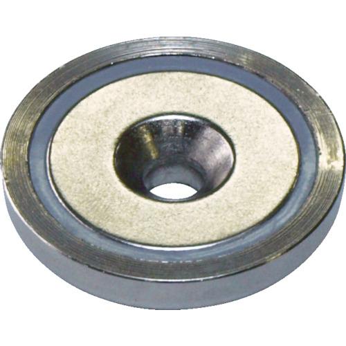 マグナ ネオジ磁石プレートキャッチ(皿穴タイプ) 1-NCC25RA