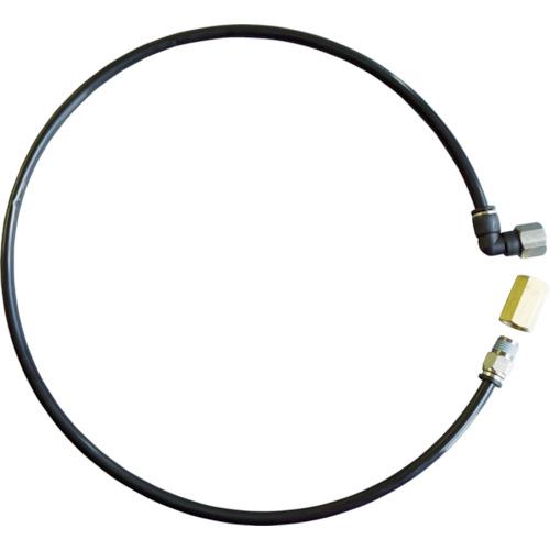 日平 1/4エアーリール用1次側接続ホース(両端金具付80cm)FT1