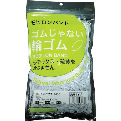 S日清紡 モビロンバンド55X2X0.3白/洗浄タイプ100G MB-55023WA-100G