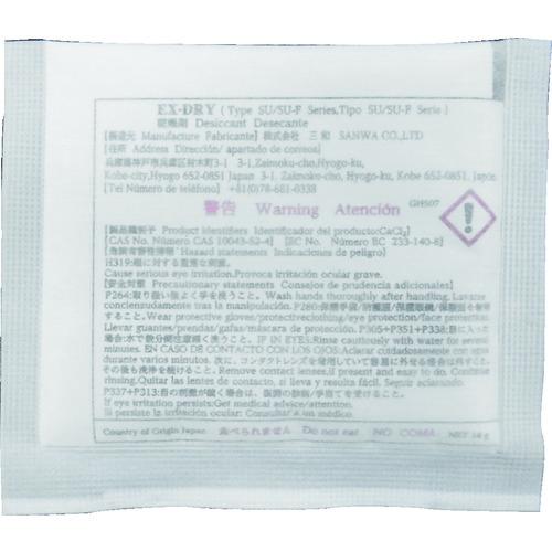 三和 高性能吸湿剤 EX−10SU−12P 14g×12個入り EX-10SU-12P