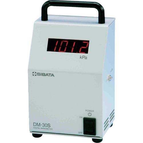 SIBATA デジタルマノメーター DM−30S型07106030