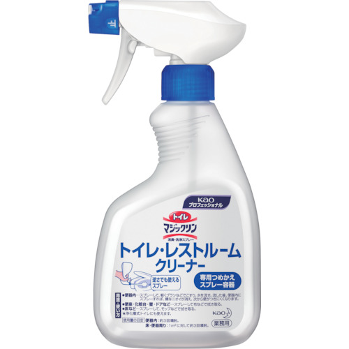 Kao トイレマジックリン消臭洗浄専用つめかえスプレー容器 507006