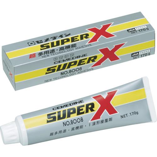 セメダイン スーパーX8008 ホワイト 170g AX121