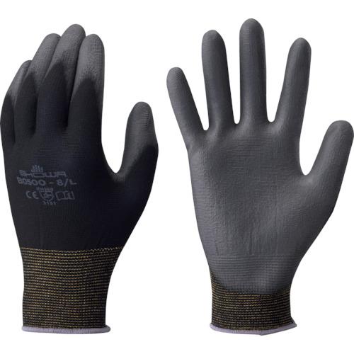 ショーワ B0500パ−ムフィット手袋 Lサイズ ブラック B0500-LBK
