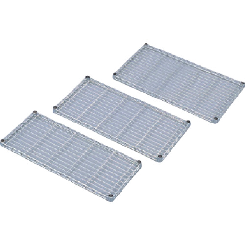 IRIS メタルラックミニ用棚板(セット内容:棚板1枚+棚板固定部品4組) 700×300×33 MTO730T