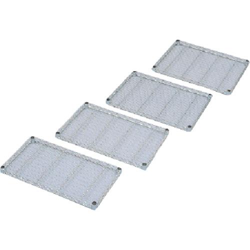 IRIS メタルラックミニ用棚板(セット内容:棚板1枚+棚板固定部品4組) 550×300×33 MTO5530T