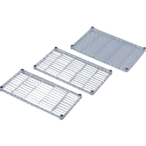 IRIS メタルラックミニ用棚板(セット内容:棚板1枚+棚板固定部品4組) 600×400×33 MTO6040T