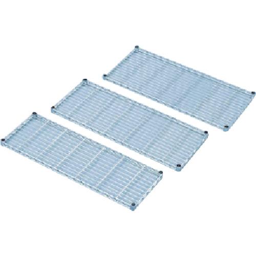 IRIS メタルラックミニ用棚板(セット内容:棚板1枚+棚板固定部品4組) 850×300×33 MTO8530T