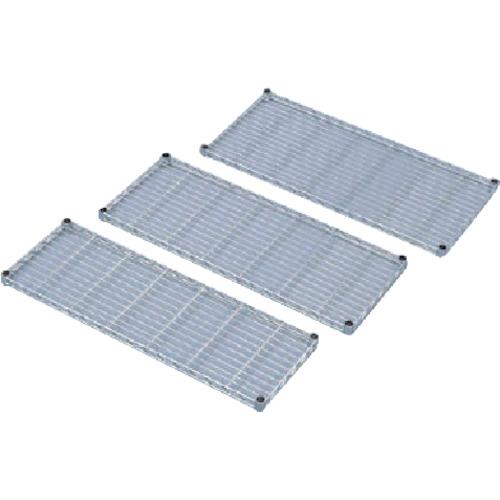 IRIS メタルラックミニ用棚板(セット内容:棚板1枚+棚板固定部品4組) 850×400×33 MTO8540T
