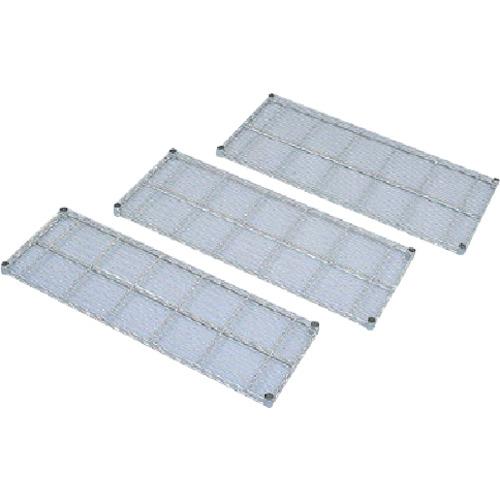 IRIS メタルラックミニ用棚板(セット内容:棚板1枚+棚板固定部品4組) 900×400×33 MTO9040T