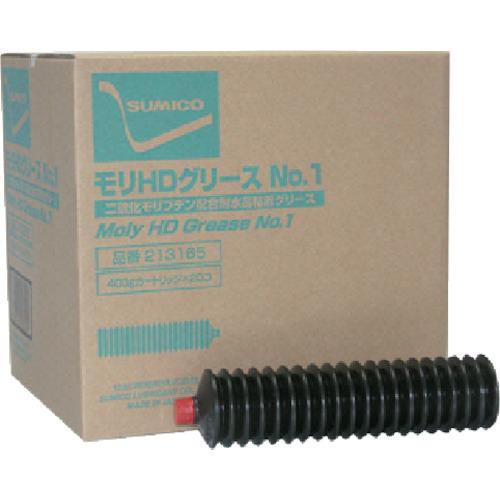 住鉱 グリース(高荷重用リチウムグリース) モリHDグリースNo.1 400g HDG-04-1