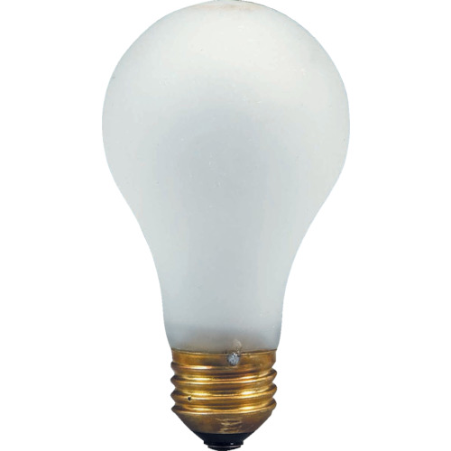 ハタヤ 耐振震電球 100V 100W (CM−G型ハンドランプ用) AS100