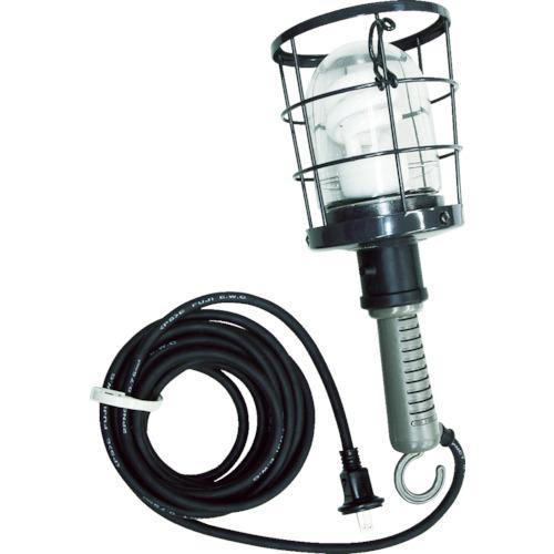 ハタヤ 防雨型蛍光灯ハンドランプ 単相100V 10W 電線10m付 CWF10D