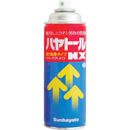 サンハヤト 油汚れやタバコのヤニ用洗浄剤ハヤトールNX 徳用缶 FCR-413
