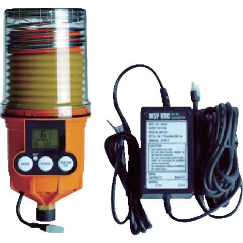 パルサールブ M 250cc DC外部電源型モーター式自動給油機(グリス空) MSP250/MAIN/VDC