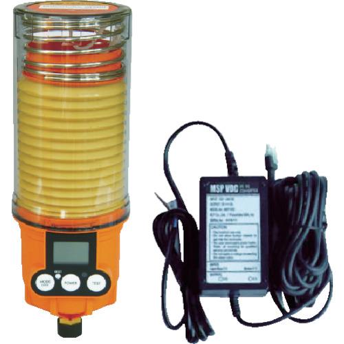 パルサールブ M 500cc DC外部電源型モーター式自動給油機(グリス空) MSP500/MAIN/VDC