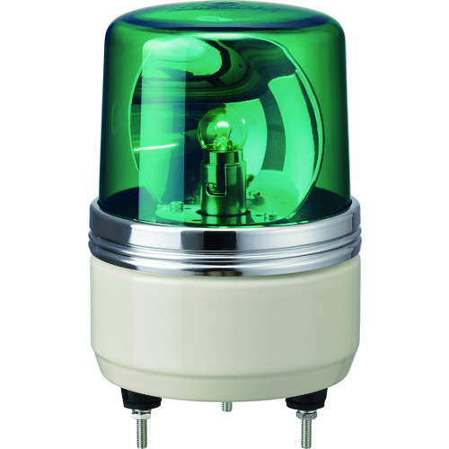 パトライト SKH−EA型 小型回転灯 Φ100 緑 SKH-12EA(SKH-12E) GN(グリーン DC12V)